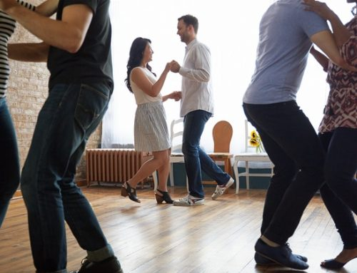 Trust & Respect in a Social Dance Class